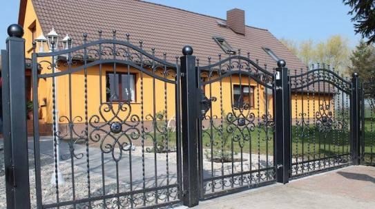 Výběr ornamentů do kovaných plotů